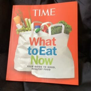 What to eat now cookbook